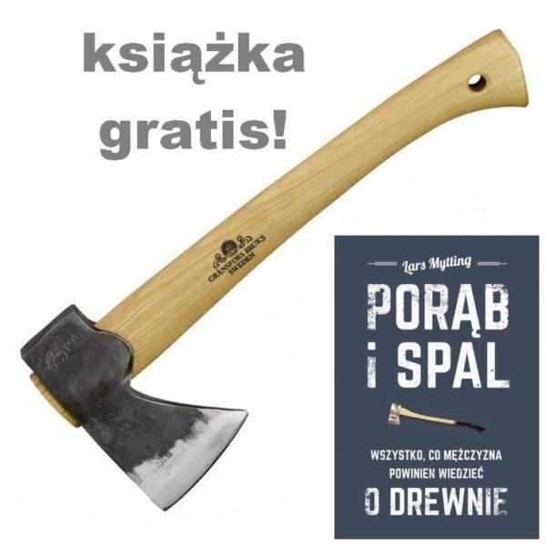 Sprzęt leśny - siekiery - Siekiera GRӒNSFORS BRUK 415