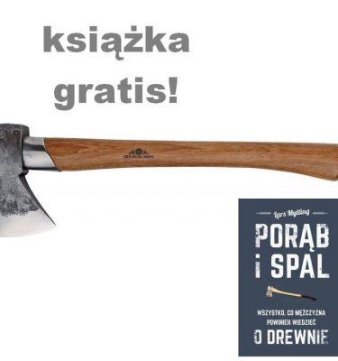 Sprzęt leśny - siekiery - Siekiera outdoor GRÄNSFORS BRUK 425