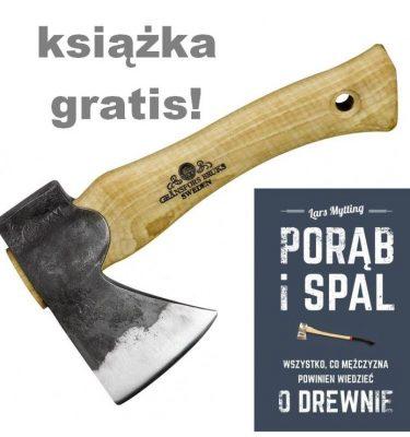 Sprzęt leśny - siekiery - Toporek GRӒNSFORS BRUK 413