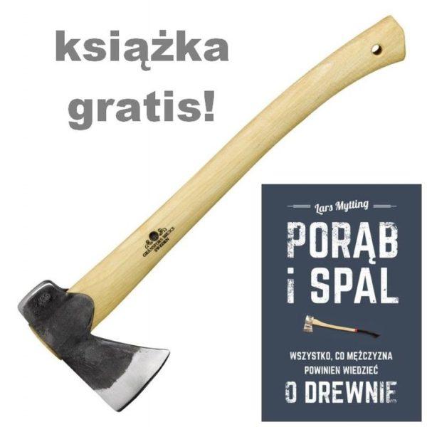 Sprzęt leśny - siekiery - Siekiera myśliwska GRANSFORS BRUK 418