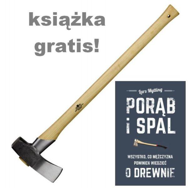 Sprzęt leśny - siekiery - Młot do łupania GRӒNSFORS BRUK 450
