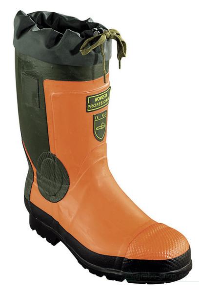 Narzędzia leśne - buty ochronne - Buty gumowe NOVESTA Winter z wkładką przeciwprzecięciową