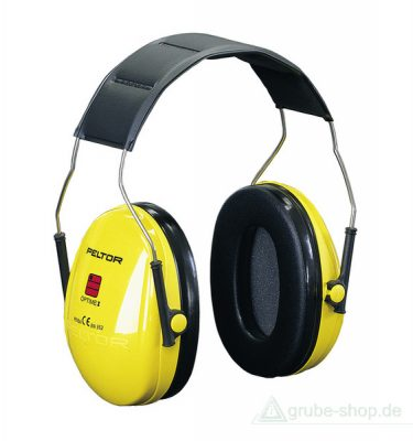 Narzędzia leśne - ochronniki słuchu - Ochronniki słuchu PELTOR H510A