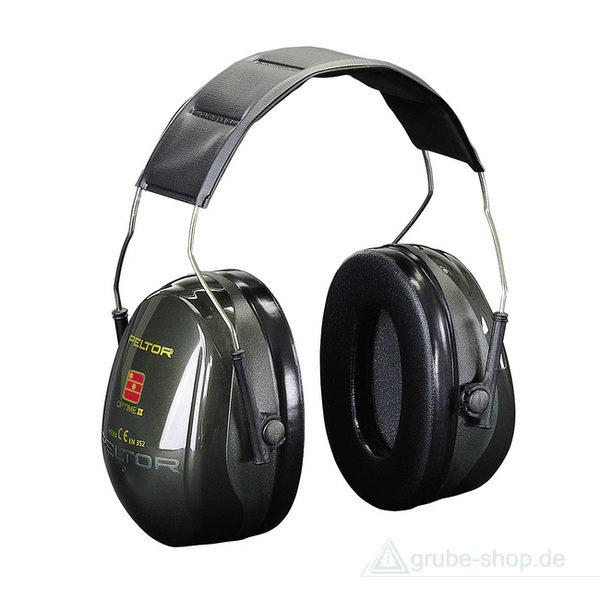 Narzędzia leśne - ochronniki słuchu - Nauszniki przeciwhałasowe 3M™ PELTOR™ Optime™ II wersja nagłowna