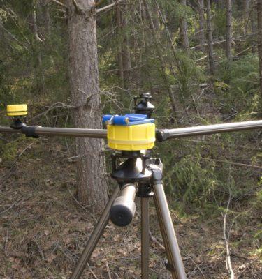 Narzędzia leśne - sprzęt pomiarowy - Urządzenie do inwentaryzacji jednoosobowej HAGLӦF Postex
