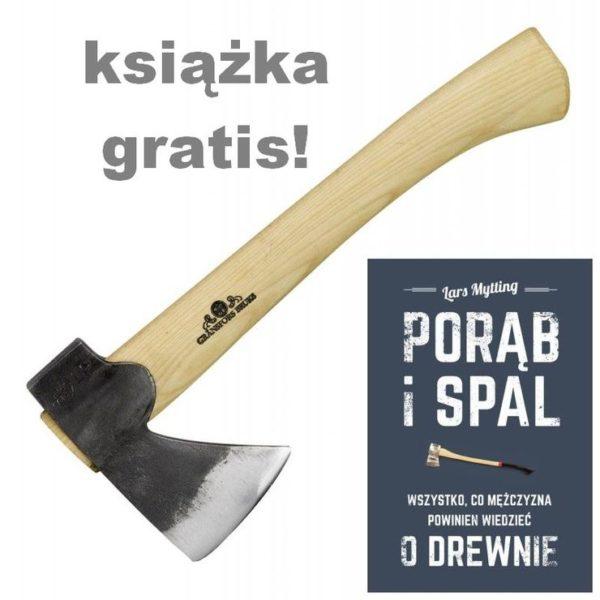 Sprzęt leśny - siekiery - Toporek GRÄNSFORS BRUK 410