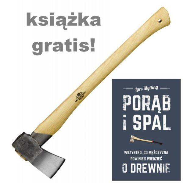 Sprzęt leśny - siekiery - Siekiera do łupania GRÄNSFORS BRUK 441