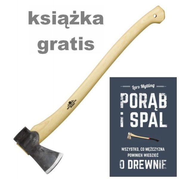 Sprzęt leśny - siekiery - Siekiera leśna GRÄNSFORS BRUK 430