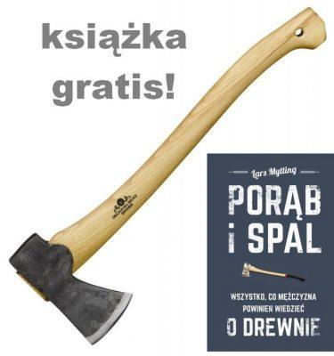 Sprzęt leśny - siekiery - Siekiera leśna GRÄNSFORS BRUK 420