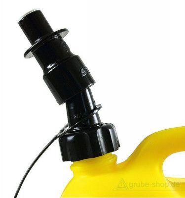 Narzędzia leśne - kanistry - Wylewka z odcinaczem STIHL do paliwa