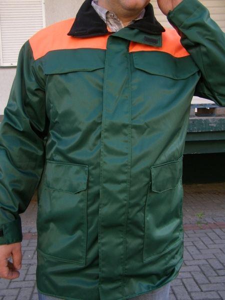 Narzędzia leśne - odzież ochronna - Kurtka dla drwala