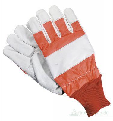 Narzędzia leśne - rękawice ochronne - Rękawice z wkładką przeciwprzepięciową (lewa rękawica)