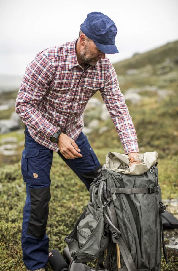 Spodnie trekkingowe Fjallraven Barents Pro Jeans M81461