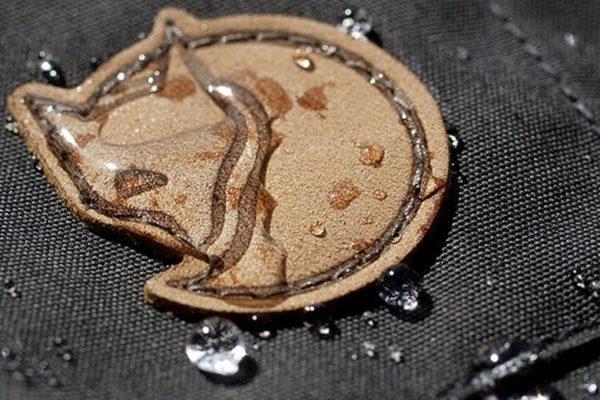 Ubrania trekkingowe Fjallraven Barents materiał G1000