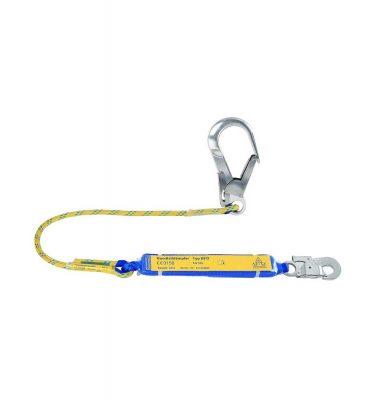 Sprzęt arborystyczny - lonże stabilizacyjne - Lonża asekuracyjna z absorberem – EN 354 / EN 355