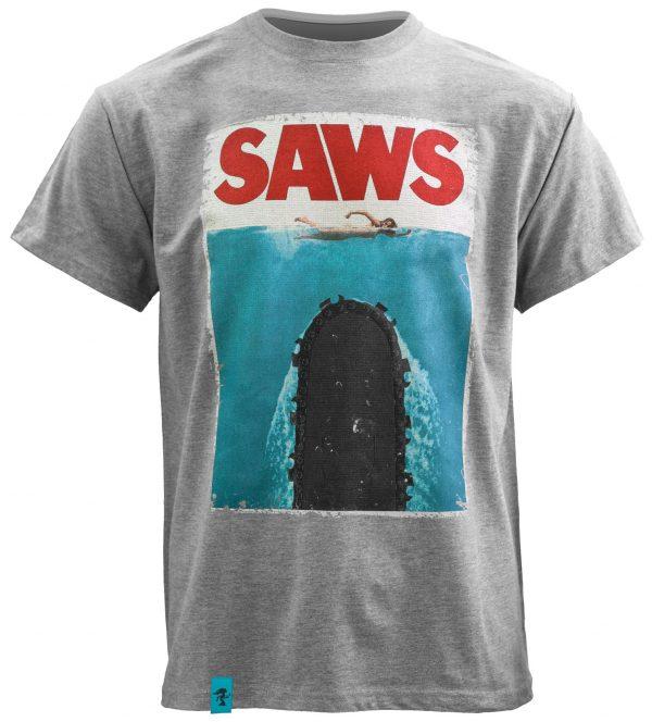Sprzęt arborystyczny - odzież dla arborystów - Koszulka Dendroid Saws