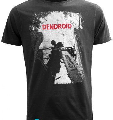 Sprzęt arborystyczny - odzież dla arborystów - Koszulka Dendroid High Rise
