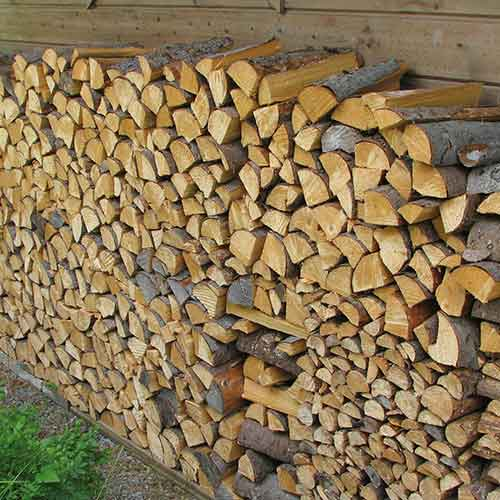 Jak rozłupywać drewno opałowe