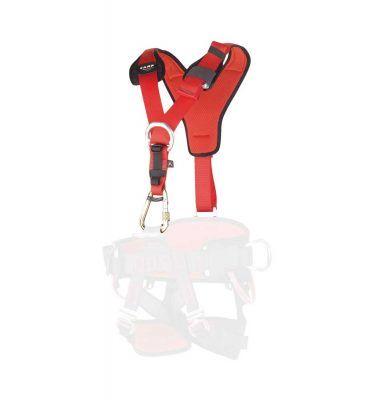 Sprzęt arborystyczny - uprzęże dla arborystów - Pas barkowy / szelki Top Access Chest – EN 361