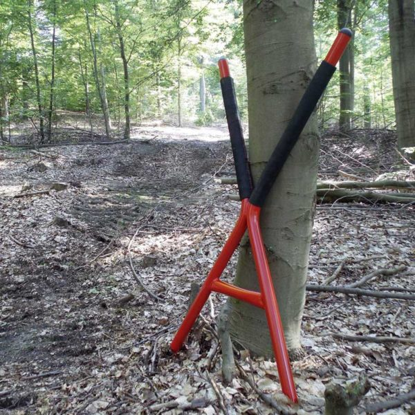 Narzędzia leśne - kleszcze - Krzyżak