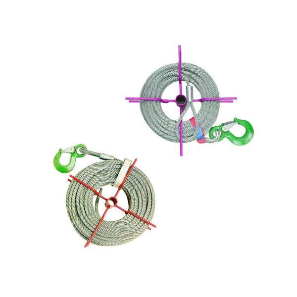 Narzędzia leśne - przeciągarki - HIT 10: Szpula na linę, rozmiar 13