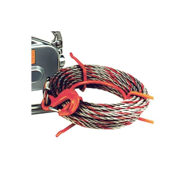 Narzędzia leśne - przeciągarki - HIT 32: szpula do liny, rozmiar 2