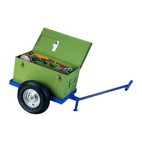 Narzędzia leśne - przeciągarki - HIT 16: Wózek do skrzyni transportowej