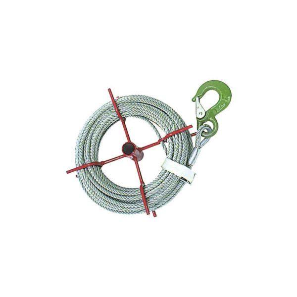 Narzędzia leśne - przeciągarki - HIT 32: lina główna 10 m