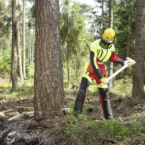 Narzędzia leśne - siekiery - młoty do łupania Ochsenkopf