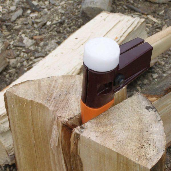 Narzędzia leśne - młoty do łupania - młot Halder Simplex nr 20-150 - technika