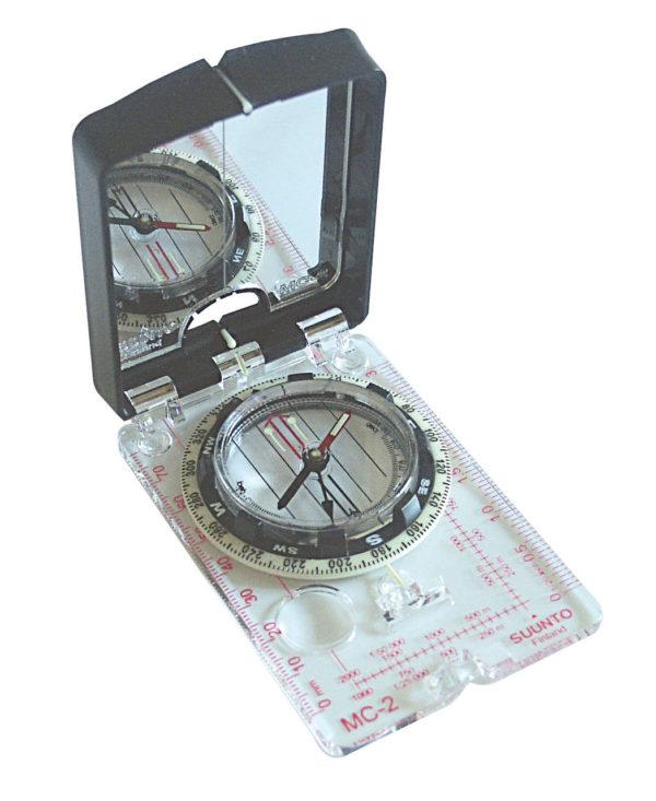 Narzędzia leśne - sprzęt pomiarowy - kompas lusterkowy Suunto - 81-053