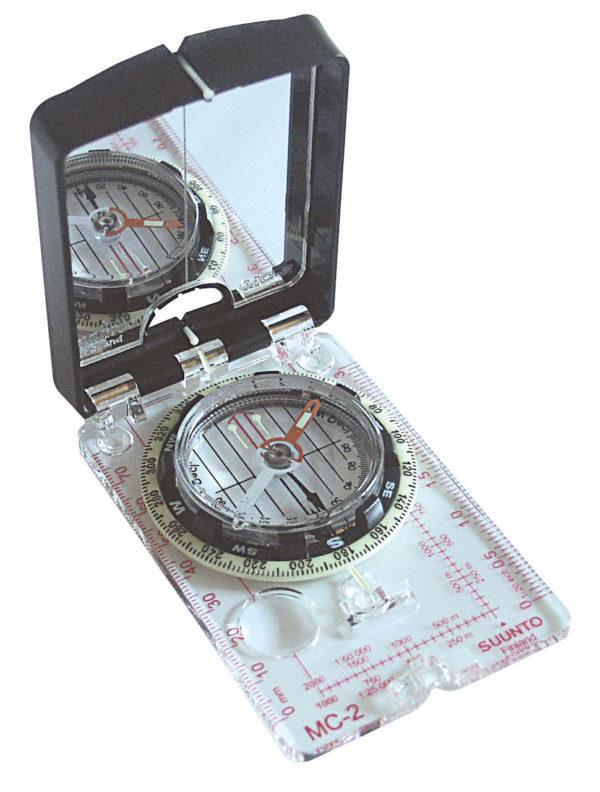 Narzędzia leśne - sprzęt pomiarowy - kompas Global z lustrem Suunto - 81-071
