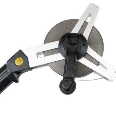 Narzędzia leśne - sprzęt pomiarowy - taśma pomiarowa Stewe-Nox Na metalowym trójnogu - 84-430