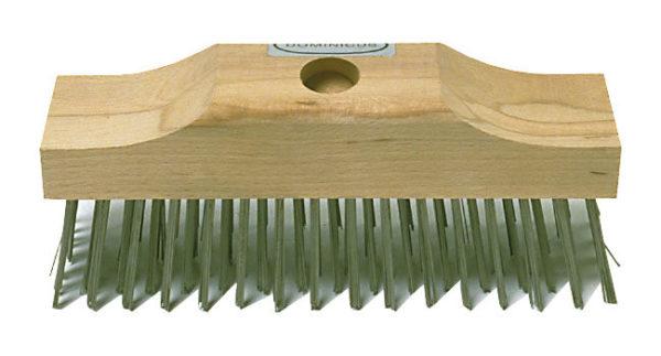 Sprzęt leśny - sprzęt dla cieśli - sprzęt dla stolarzy - szczotka druciana