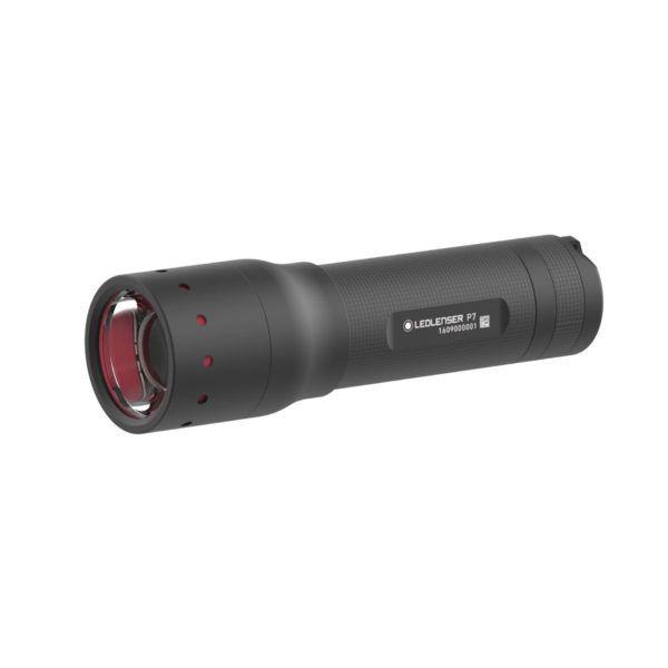 Sprzęt leśny - latarki ledlenser - latarka P7