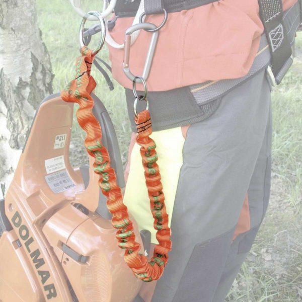 Sprzęt leśny - sprzęt arborystyczny - drzewołazy - Taśma elastyczna do pilarki Tree Runner 68-115 cm