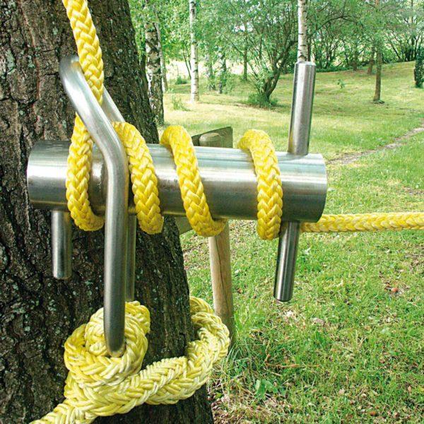 Sprzęt leśny - sprzęt arborystyczny - Hamulec zjazdowy Tree Runner Port a Wrap