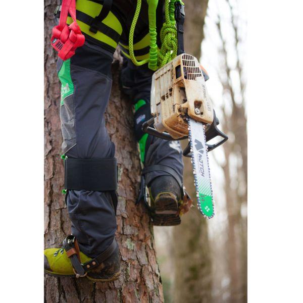 Sprzęt leśny - sprzęt arborystyczny - drzewołazy - Drzewołazy Notch Gecko 60 mm