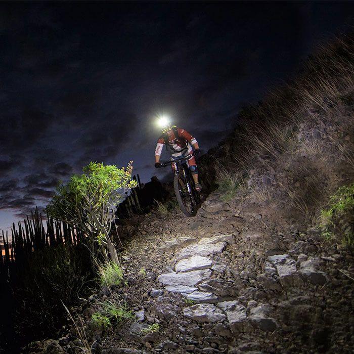 Sprzęt leśny - latarki ledlenser - latarki czołowe Ledlenser Sport