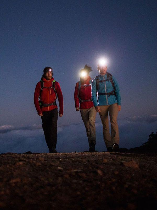 Sprzęt leśny - latarki ledlenser - latarki czołowe Ledlenser Outdoor