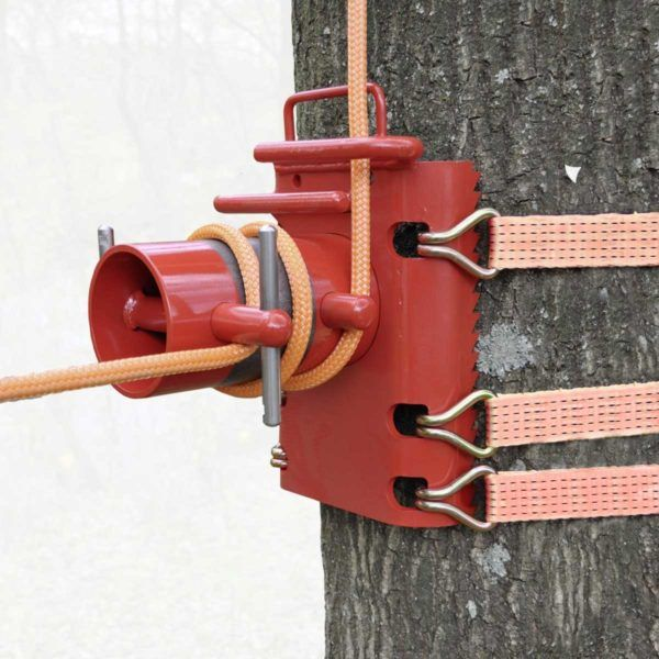Sprzęt leśny - sprzęt arborystyczny - Hamulec zjazdowy Tree Runner P3000