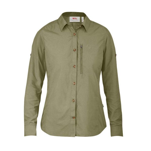 Ubrania dla leśników - Koszula Fjallraven damska Abisko Hike 89599