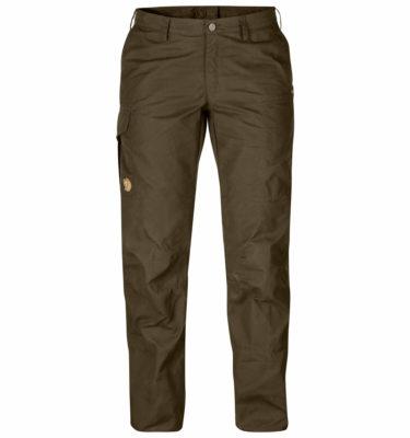 Spodnie Fjallraven Damskie Karla Pro curved 89727