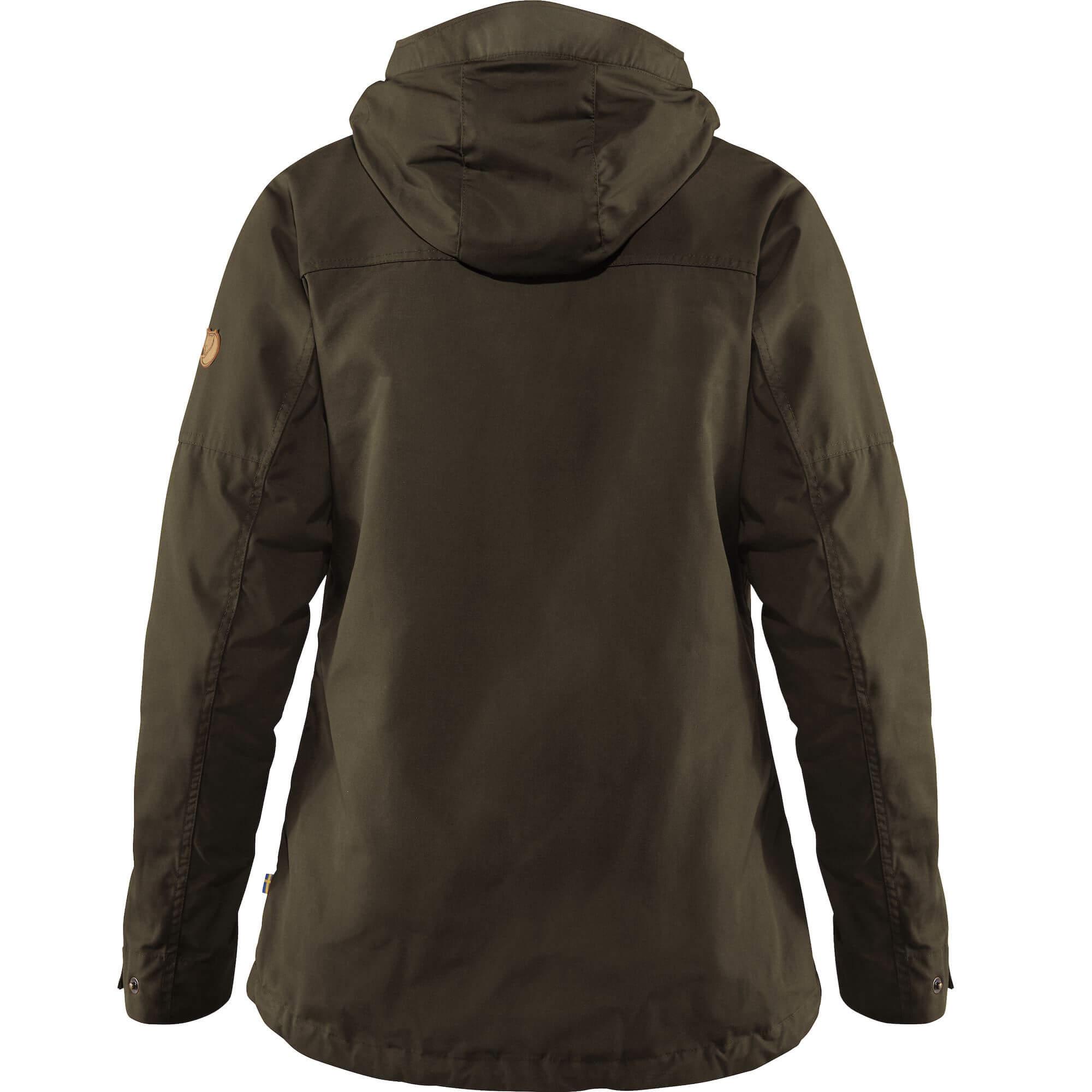 Ubrania dla leśników - Kurtka Fjallraven damska Vidda Pro 89856