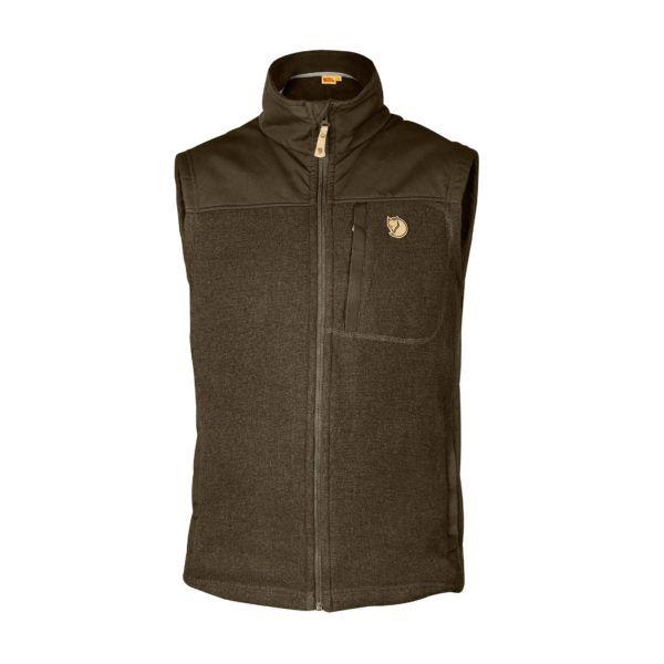 Ubrania dla leśników - Kamizelka Fjallraven Męska Buck