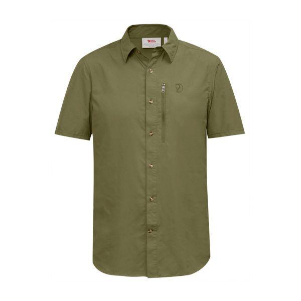 Ubrania dla leśników - Koszula Fjallraven Męska Abisko Hike 82268