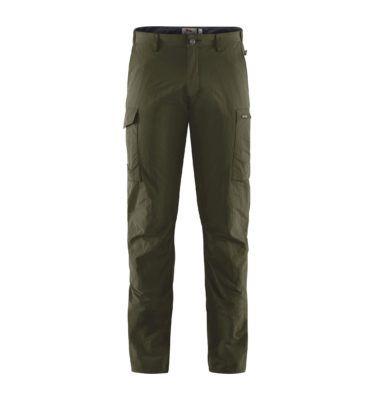 Ubrania dla leśników - Spodnie Fjallraven Męskie Travellers MT 84754