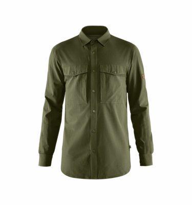 Ubrania dla leśników - Koszula Fjallraven Męska Abisko Trekking 87935