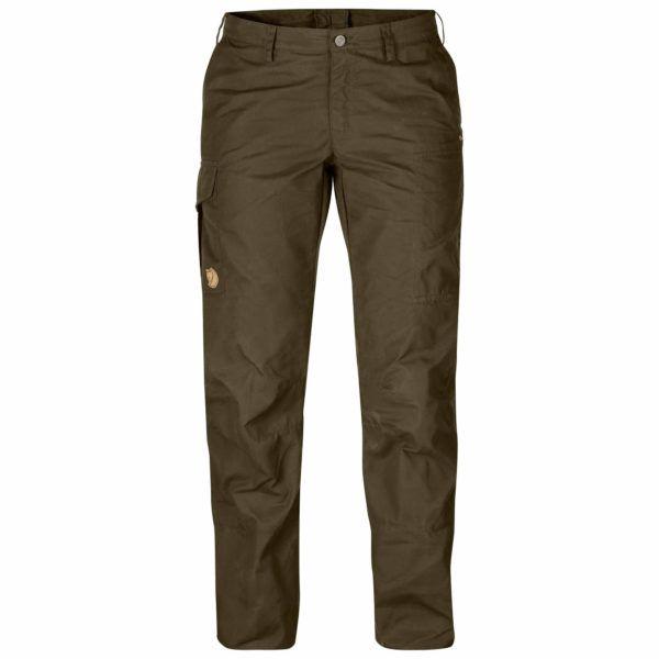 Ubrania dla leśników - Spodnie Fjallraven Damskie Karla Pro curved 89727