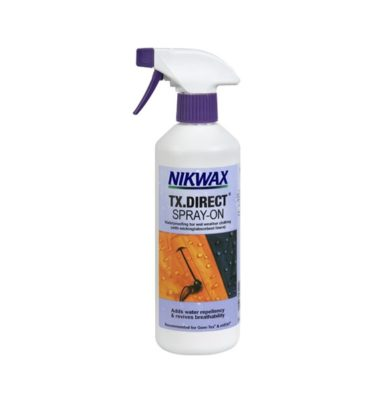 nikwax impregnat tx.direct spray-on